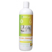 ECOLOGIC LEMON FRESH KITCHEN CLEANING GEL
