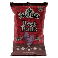 Beet Puffs | Vegan Rob's | 99g