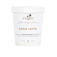 Co Yo Icecream - Coco Latte 500ml