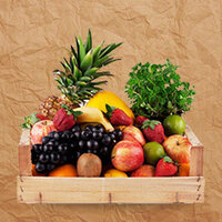 Fruit Only Seasonal Box (Please choose your size)