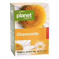 Planet Organic Chamomile 25 Tea Bags