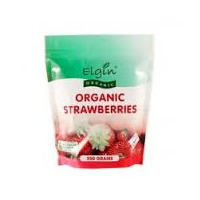 Elgin Frozen Organic Strawberries 350g
