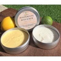 The Family Hub Organic Moisturising Body Scrub