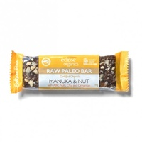 Manuka and Nut Bar, Paleo and Gluten Free, Eclipse Organics, 45g