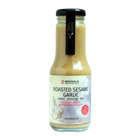 Sesame and Garlic Sauce, Organic, Mekhala, 250ml