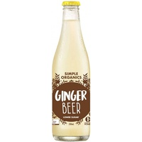 Ginger Beer | Simple Organics | 330ml