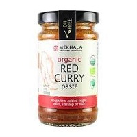 Thai Red Curry Paste | Organic | Mekhala 100g